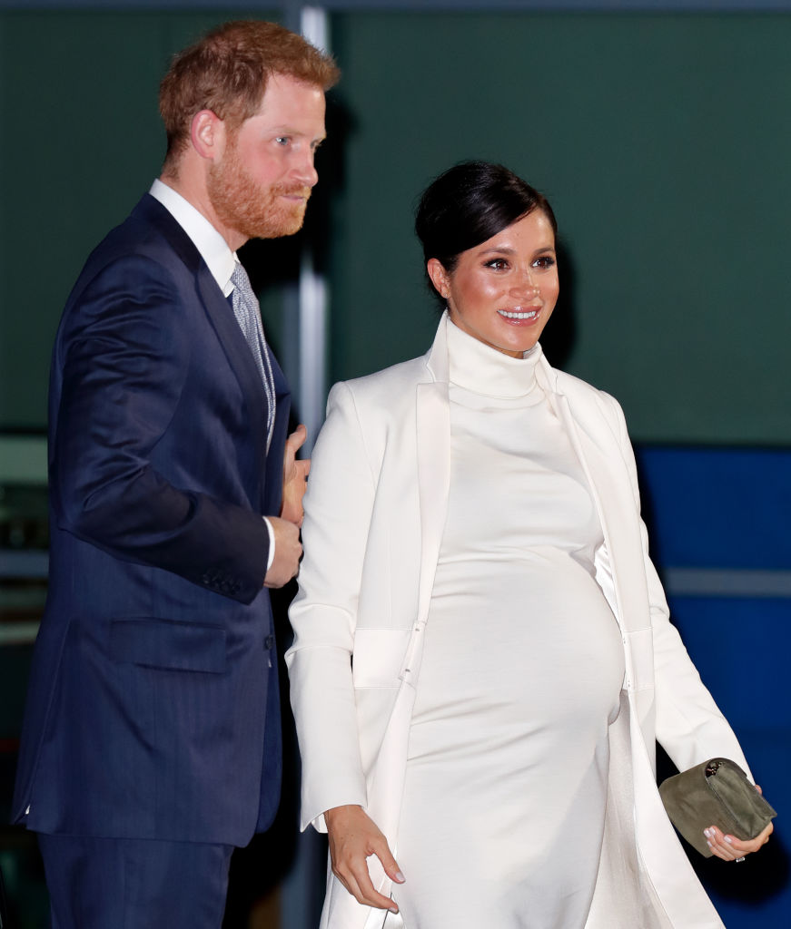 11++ Prince Harry And Meghan Baby Today