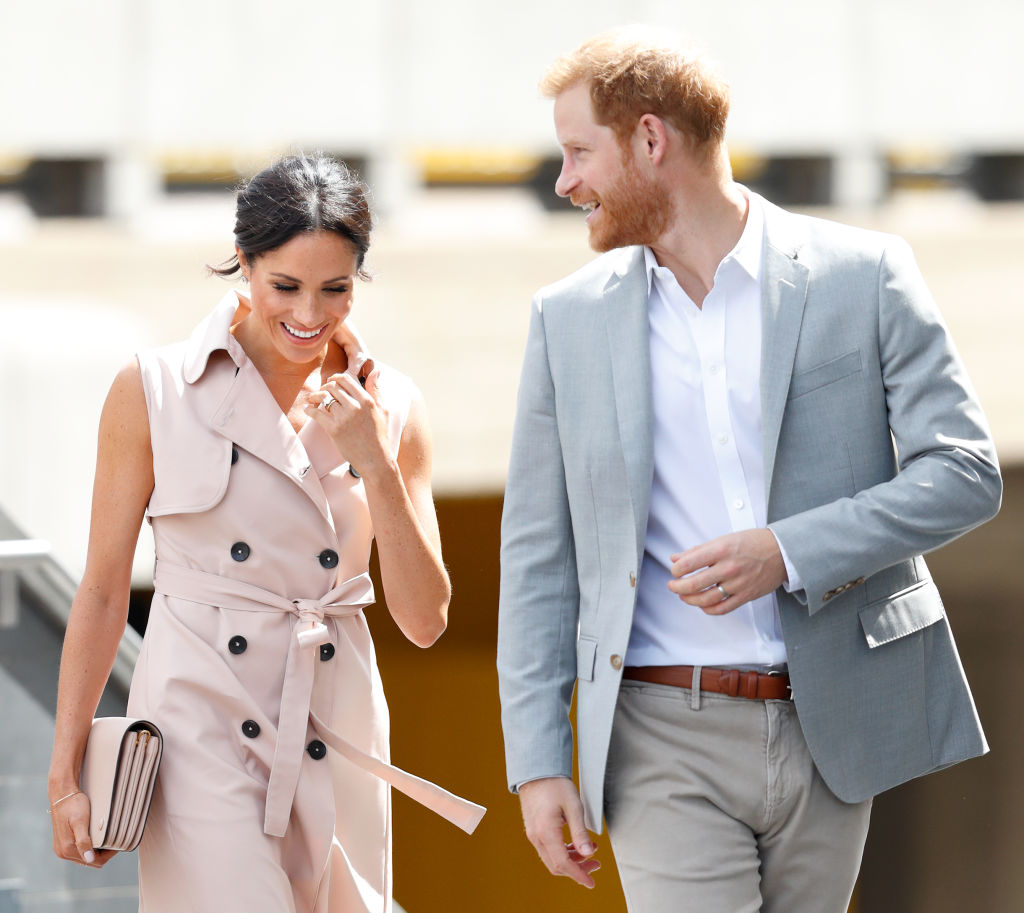 Revealed: Prince Harry And Meghan Markle's New Family Home