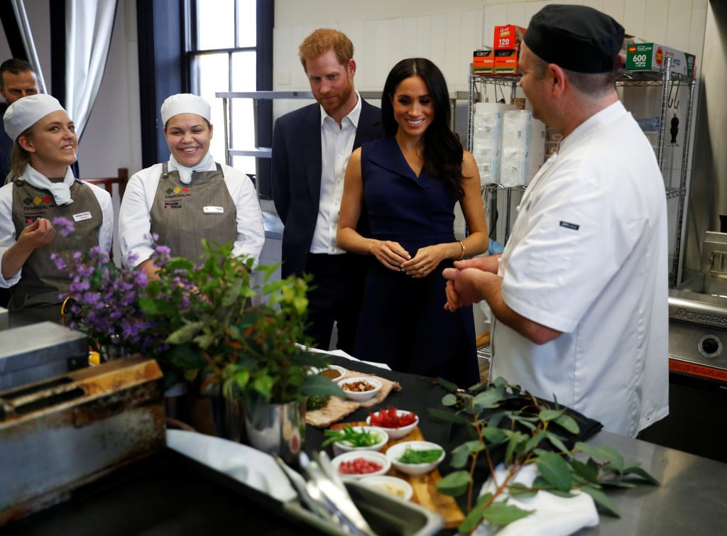 Prince Harry and Meghan Markle | Phil Noble - Pool/Getty Images