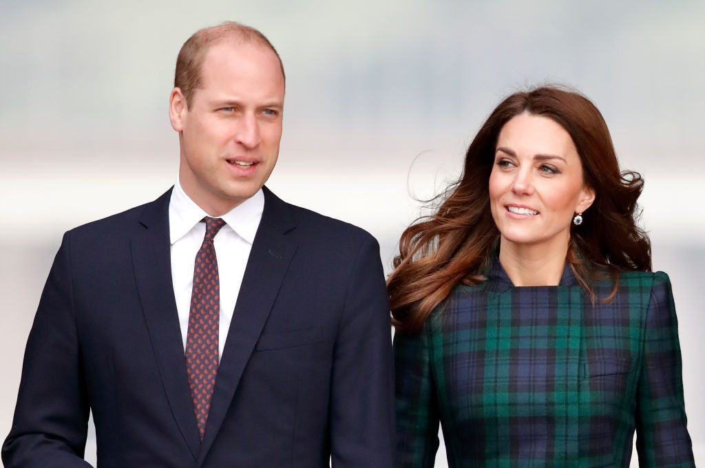 Prince William and Kate Middleton The Duke And Duchess Of Cambridge Visit Dundee