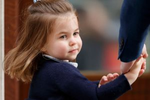 What Will Princess Charlotte's Title Be When Prince William Becomes King?