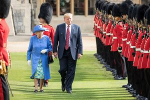 Donald Trump Won't Bow to the Queen During His State Visit — Here's Why