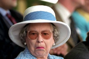 Queen Elizabeth Concerned About Cheating