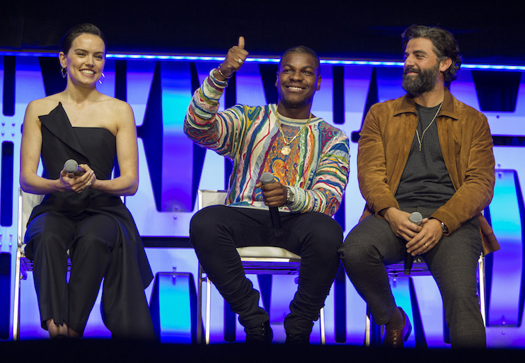 Star Wars The Rise Of Skywalker What Does The Cast Reveal About The Final Chapter