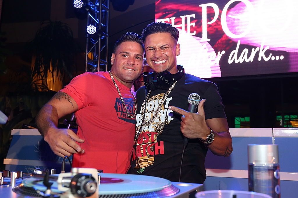 Ronnie Ortiz-Magro and DJ Pauly D