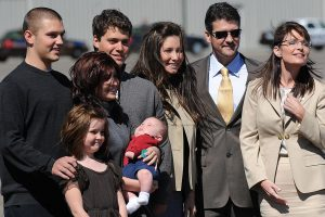 Who Are Sarah Palin's Kids, and How Many Grandchildren Does She Have?