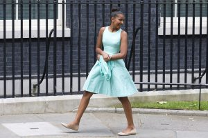 The Internet's Best Reactions To Sasha Obama's Stunning Prom Photos