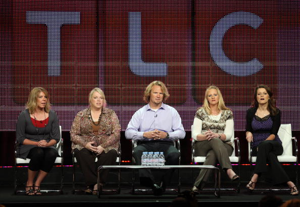 'Sister Wives 'Cast
