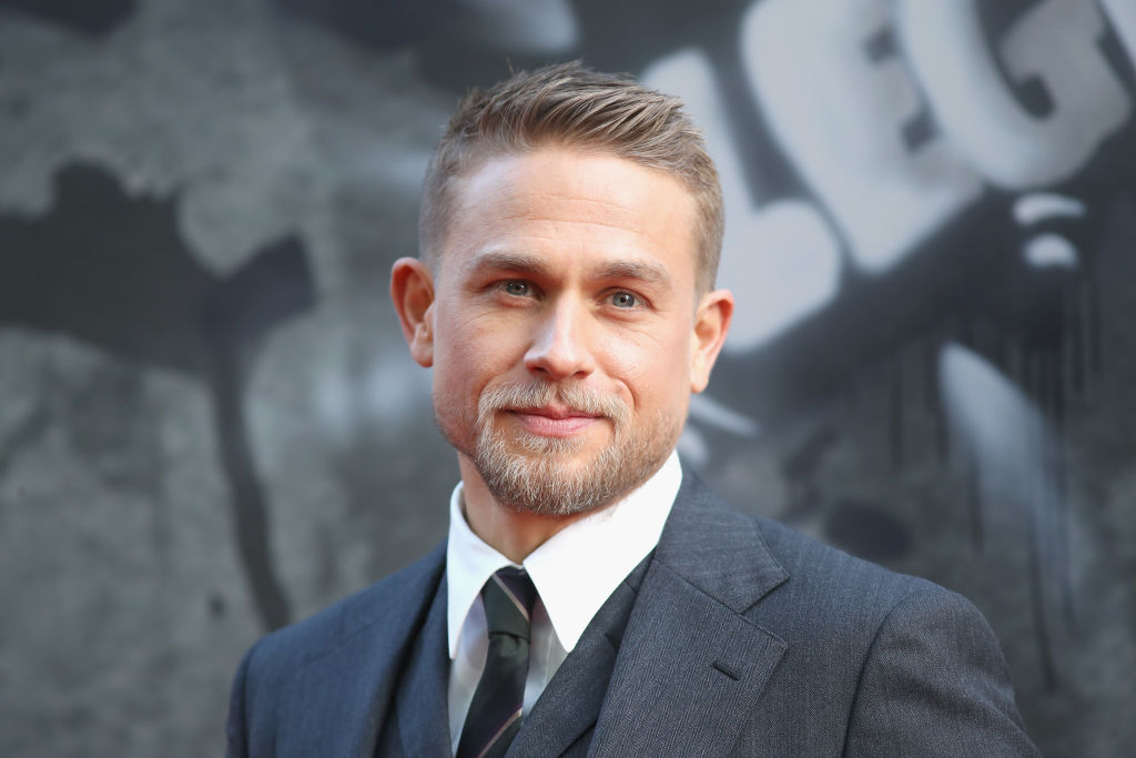 Charlie Hunnam height weight