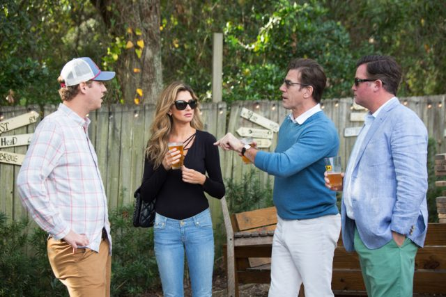 'Southern Charm' stars Ashley Jacobs and Thomas Ravenel