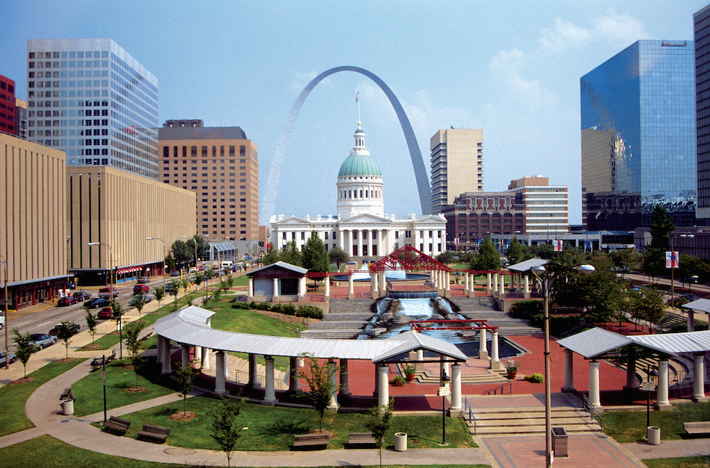 View of St. Louis