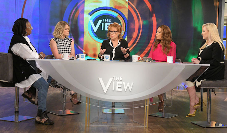 The View co-hosts