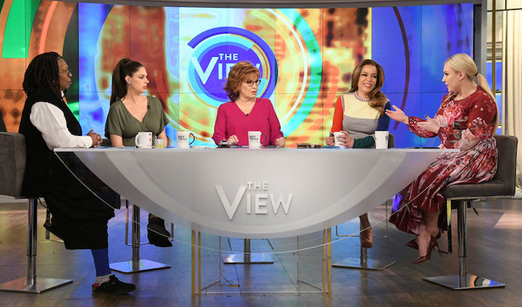 The View hosts