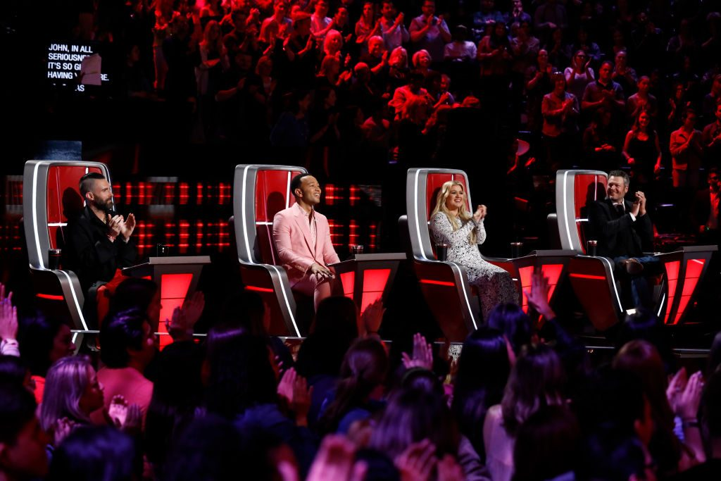 The Voice |  Trae Patton/NBC/NBCU Photo Bank via Getty Images