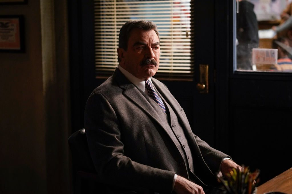 "Tom Selleck on ""Blue Bloods"""