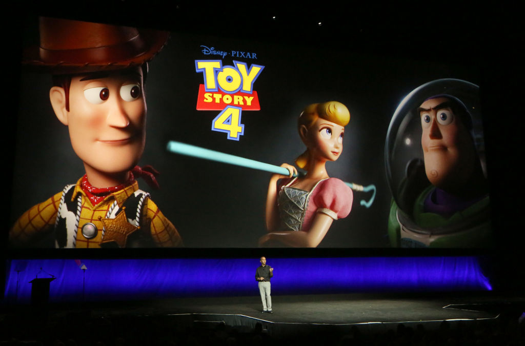 voice of buzz lightyear toy story 4