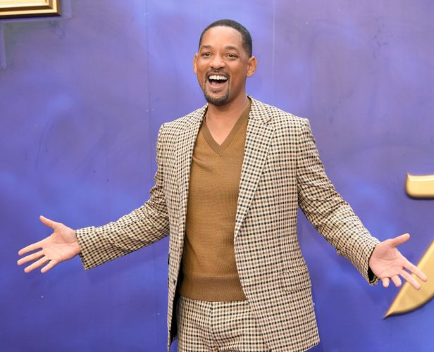 Will Smith on how he added Bollywood touch to '#Aladdin'