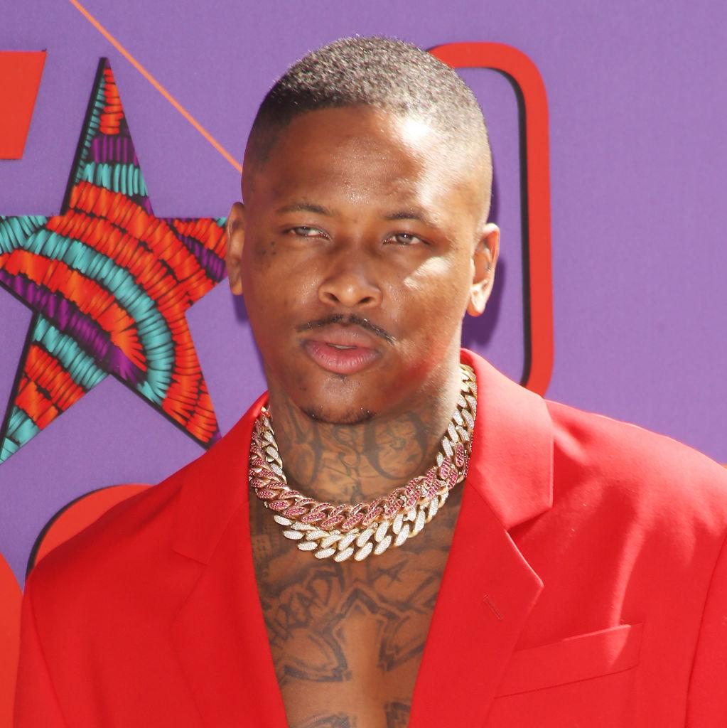 Meet YG, a Compton-based Multi-Platinum Rapper, and Fashion Visionary