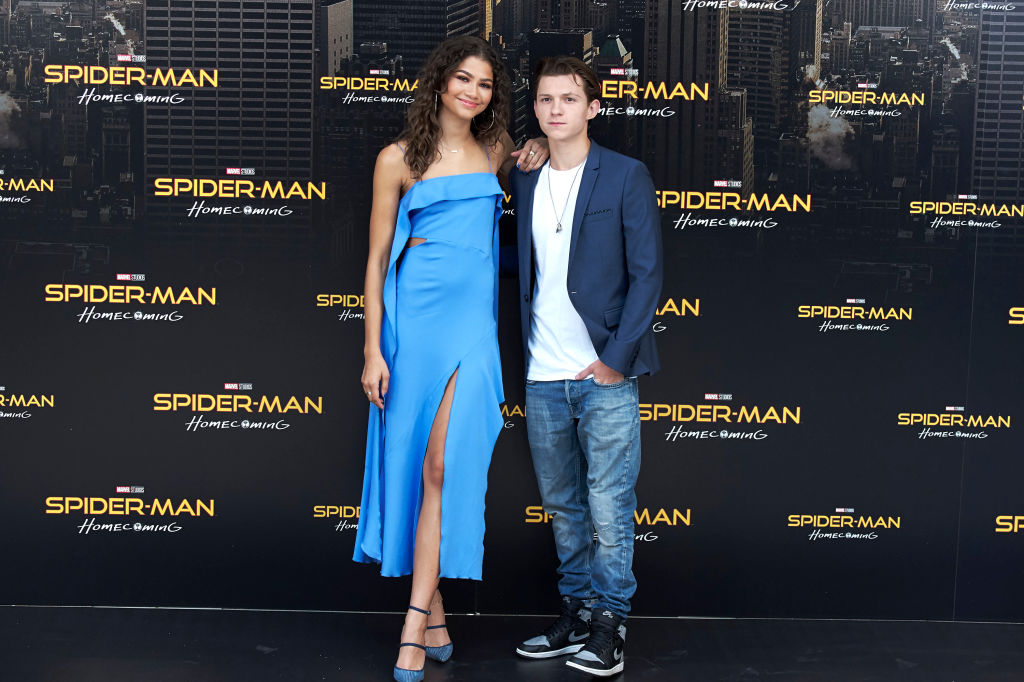 Why Zendaya Was Worried About Being So Much Taller Than Tom