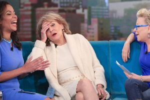 Why Barbara Walters Saw 'The View' Getting Canceled Years Ago