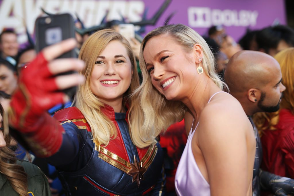 Is Brie Larson Feuding With the 'Avengers' Cast?