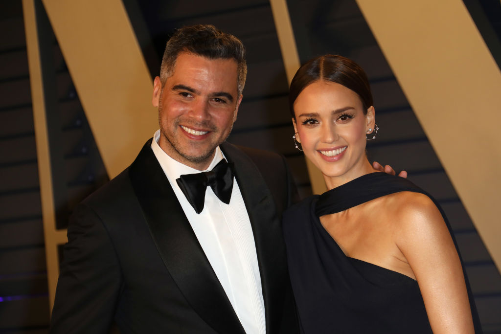 Cash Warren jessica alba husband
