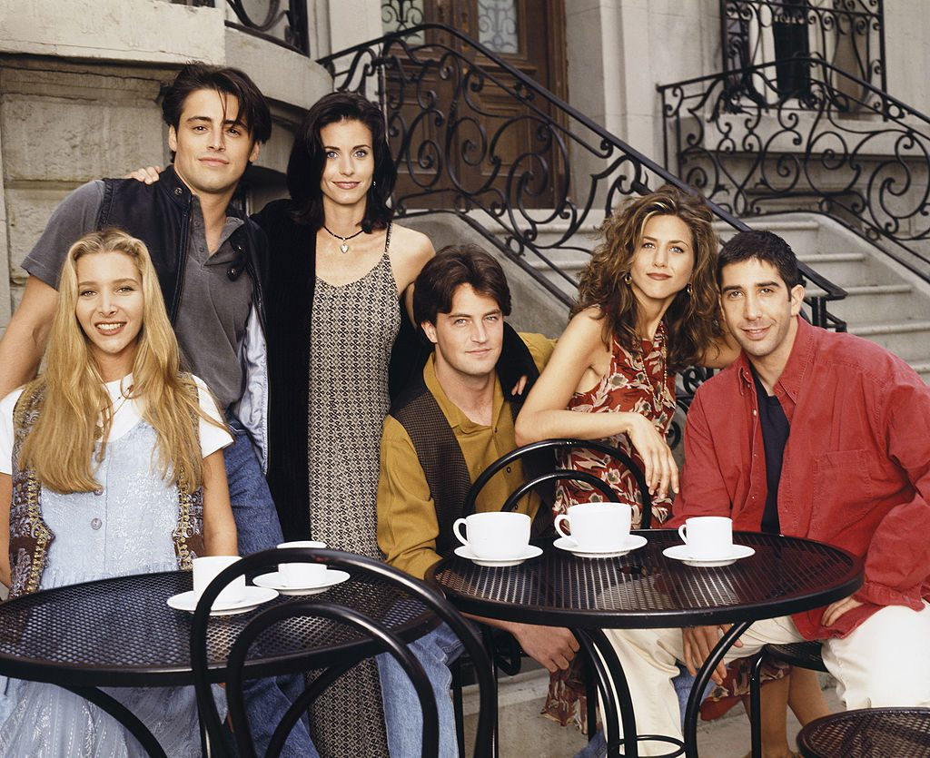 Cast of Friends - Season 1