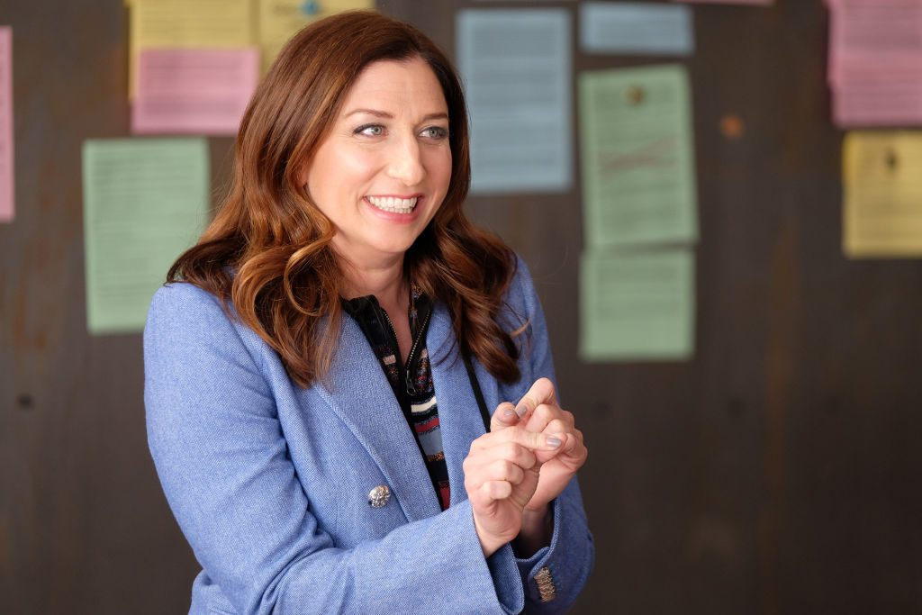 Here S What We Know About Chelsea Peretti S Return To Brooklyn Nine Nine