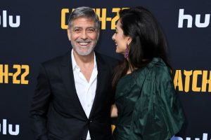 What Made George Clooney Return to TV in 2019?