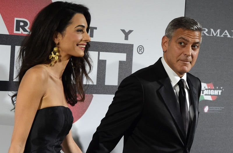 George Clooney: How Mu...