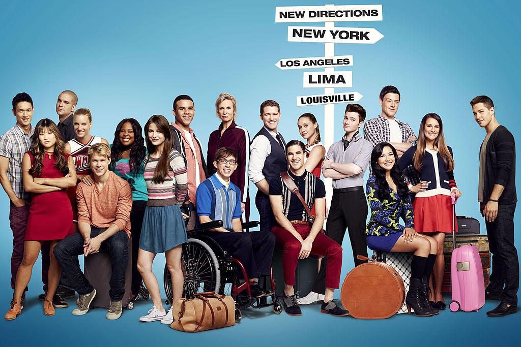 Blaine Glee dating yksi suunta haastattelu tämä isnta dating Näytä Mate
