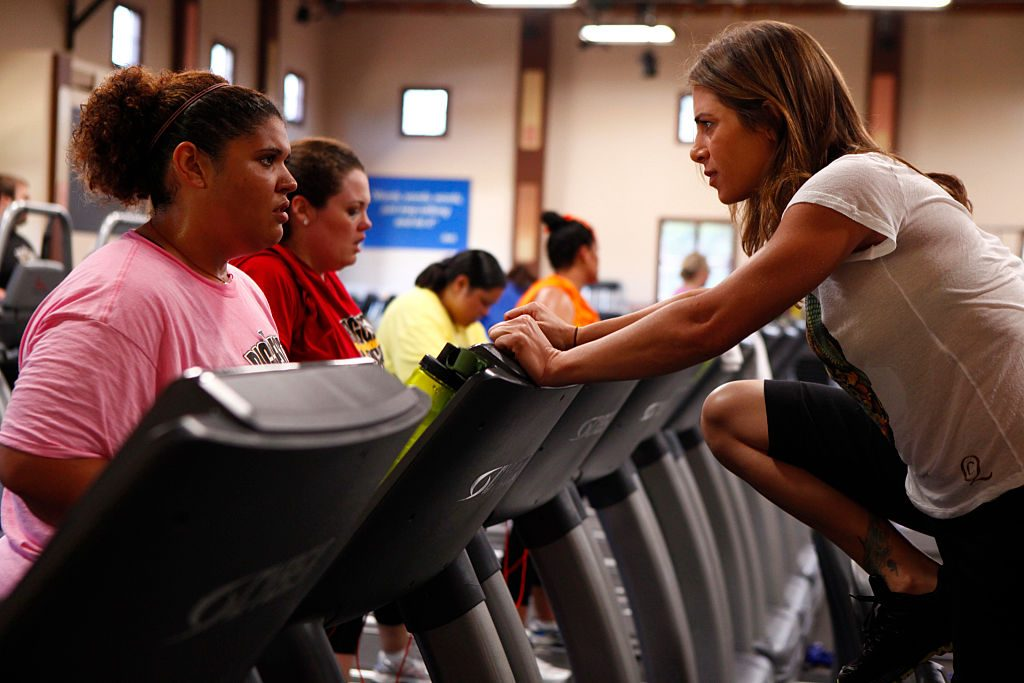 Jillian Michaels on the Biggest Loser