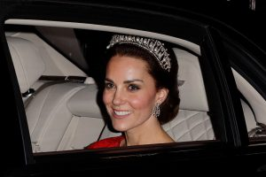 Did Kate Middleton Just Commit the Biggest Royal Faux Pas With the Queen?