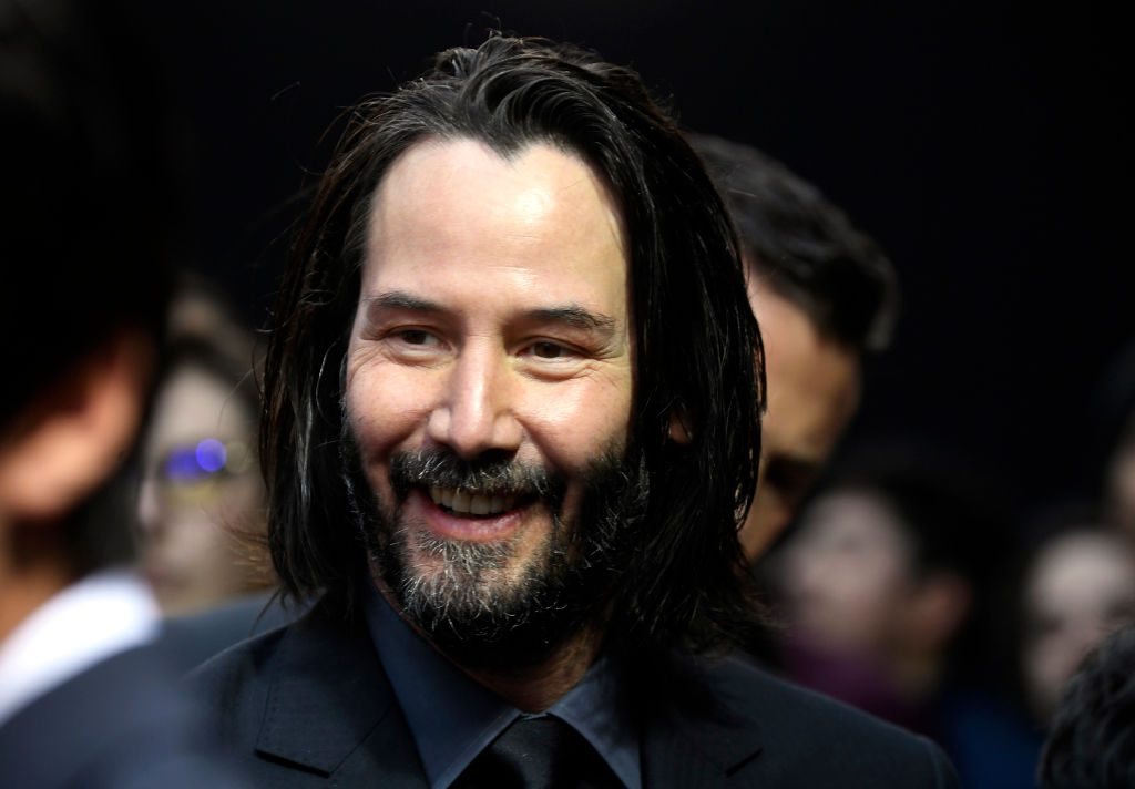 Keanu Reeves attends the special screening of Lionsgate's John Wick: Chapter 3 - Parabellum at TCL Chinese Theatre on May 15, 2019.