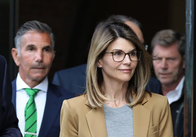 A TV Show About the College Admission Scandal Is In the Works. Who Will Play Lori Loughlin?