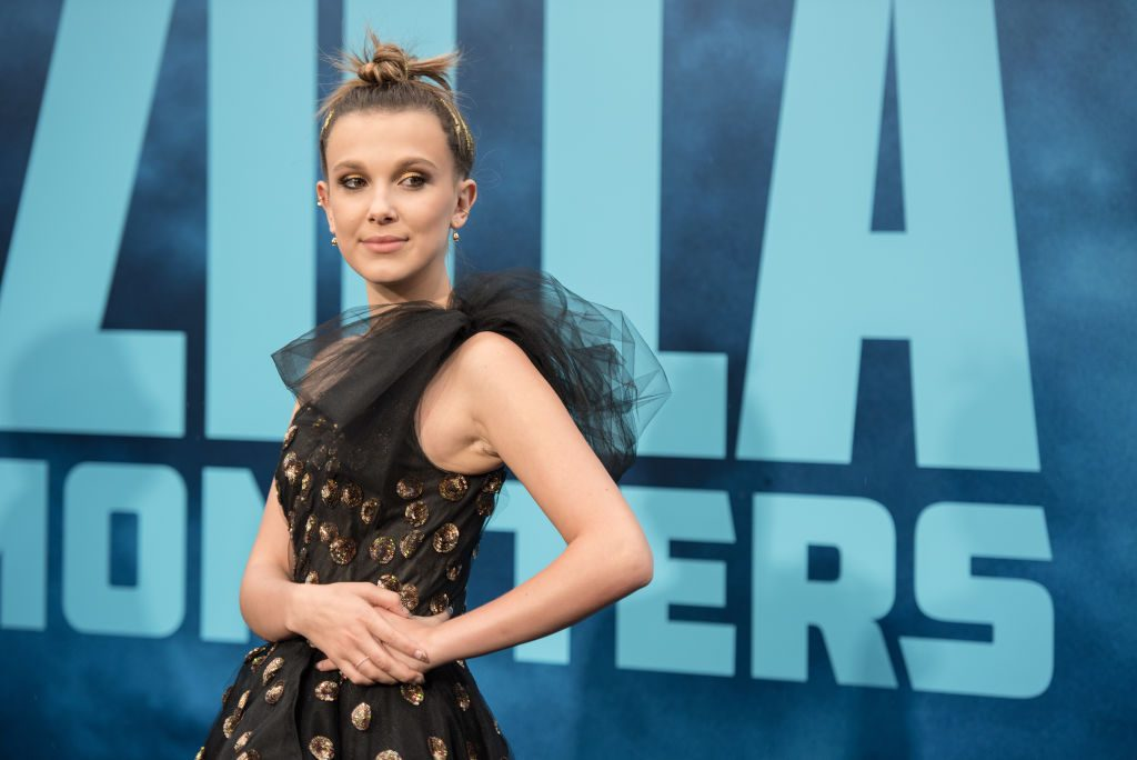 "Millie Bobby Brown at Premiere Of Warner Bros. Pictures And Legendary Pictures' ""Godzilla: King Of The Monsters"""