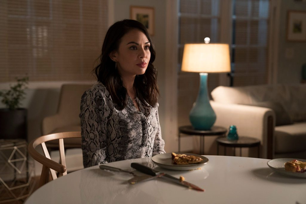 anel Parrish as Mona Vanderwaal in Pretty Little Liars: The Perfectionists