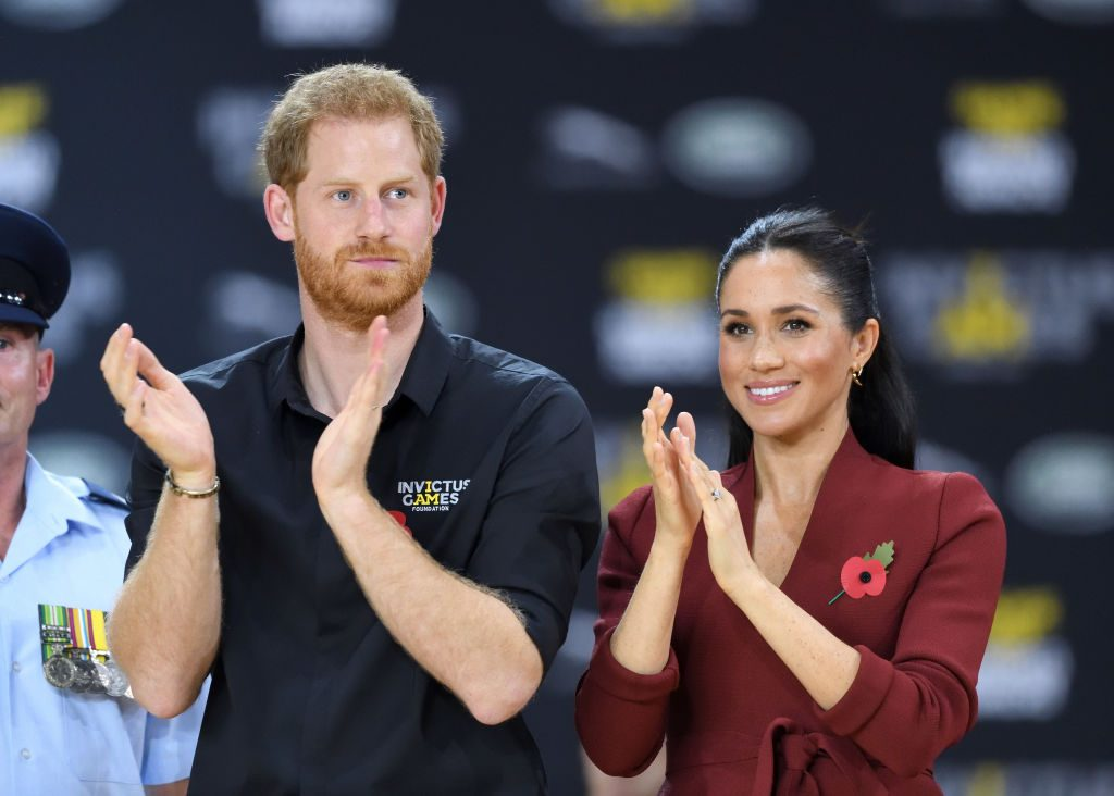 Prince Harry and Meghan Markle The Duke And Duchess Of Sussex Visit Australia - Day 12