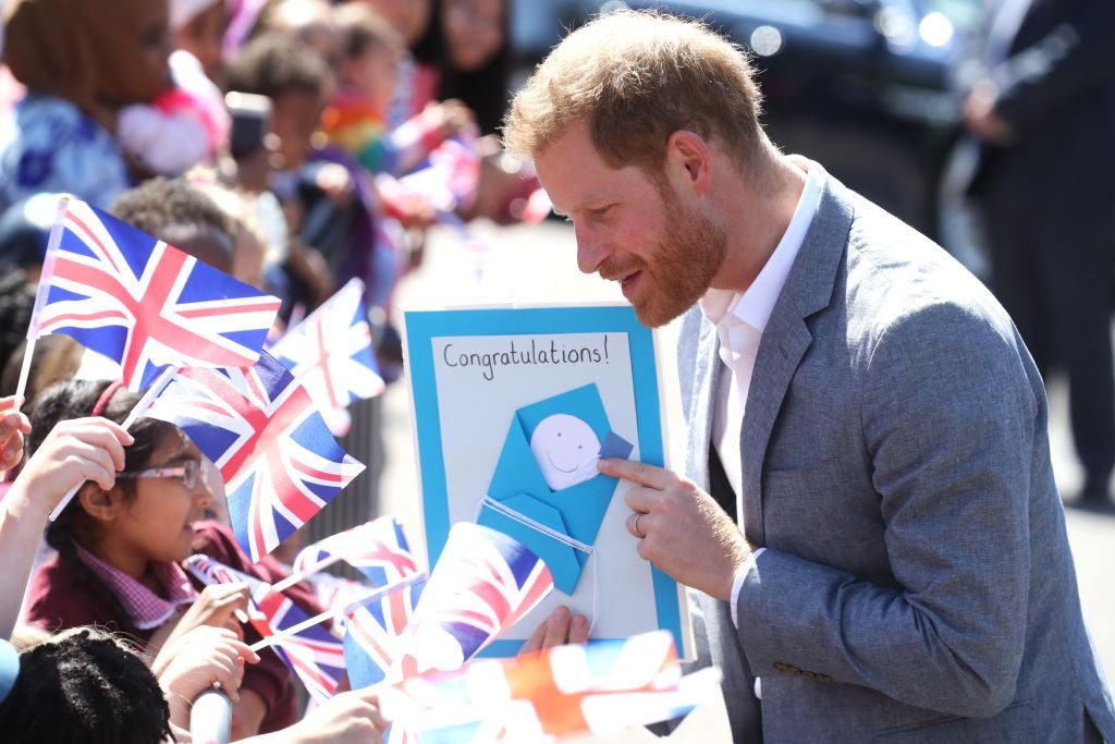 Prince Harry, The Duke Of Sussex Visits Oxford