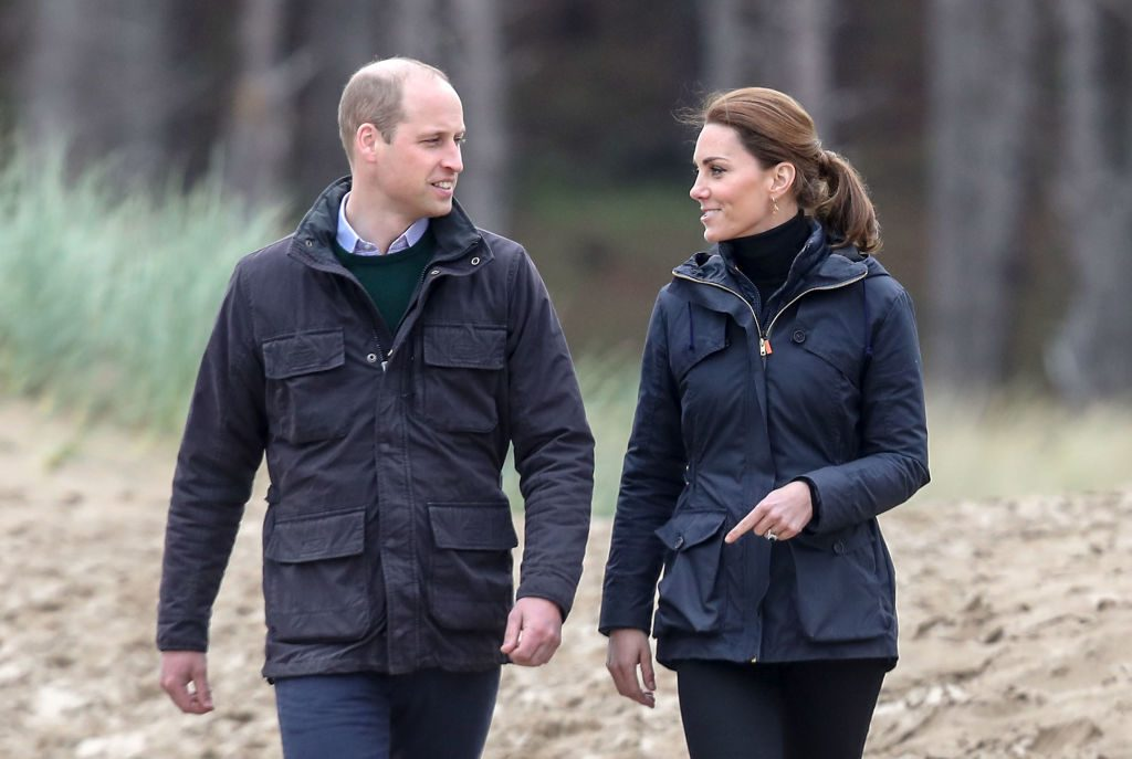 Prince William Kate Middleton The Duke And Duchess Of Cambridge Visit North Wales