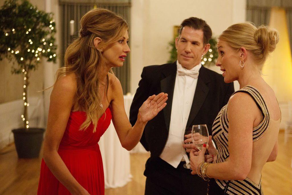 Ashley Jacobs, Thomas Ravenel, Jennifer Snowden