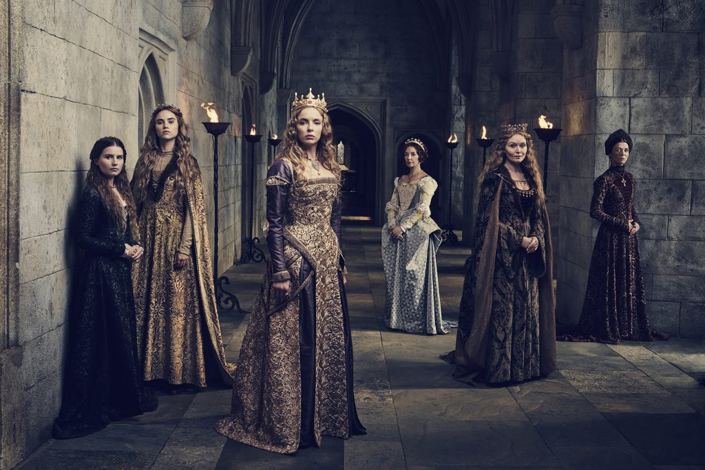The White Princess cast