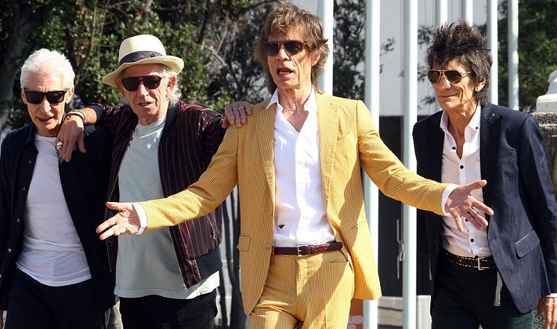 rolling stones in 2016