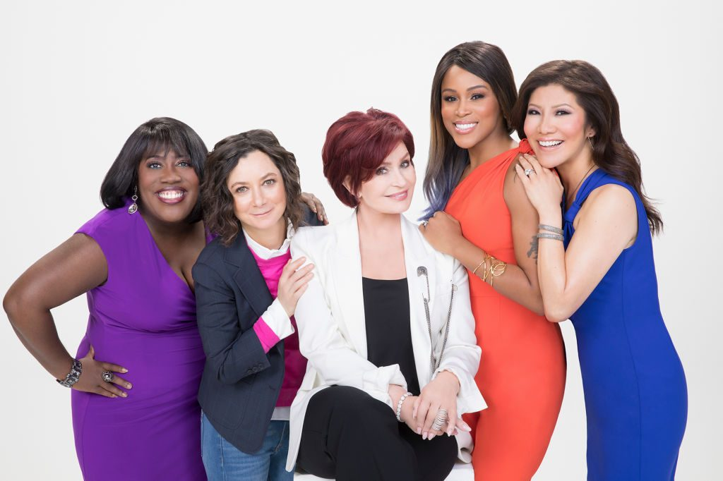 The ladies of The Talk for the CBS Television Network