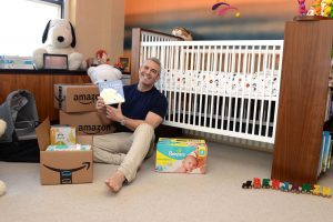 Andy Cohen Shares His 'Must Have' New Dad List