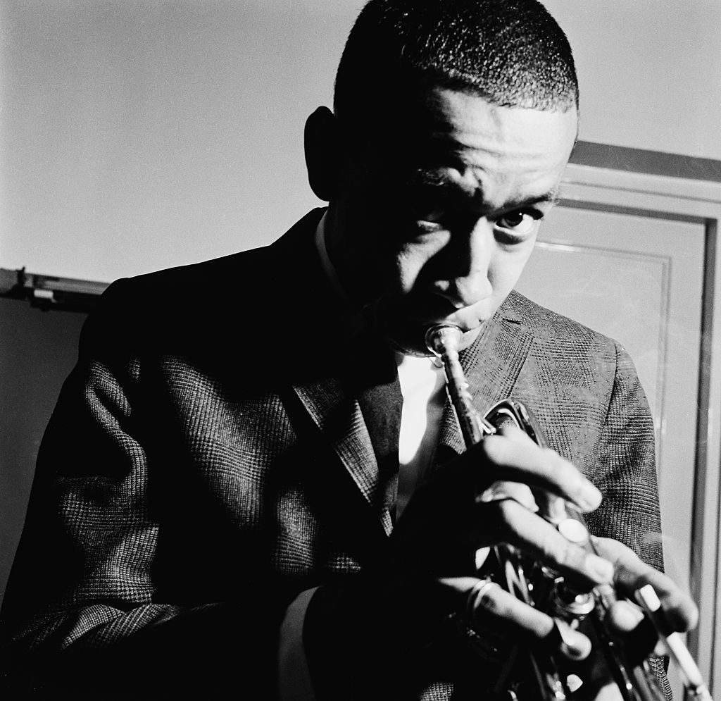 American hard bop trumpeter Lee Morgan