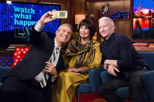 Andy Cohen Says This Was One Wonderful Thing Anderson Cooper Got from His Mother