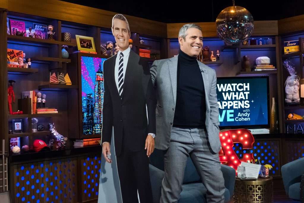 This Moment Rocked My World When I Went to 'Watch What Happens Live with Andy Cohen' - The Reports