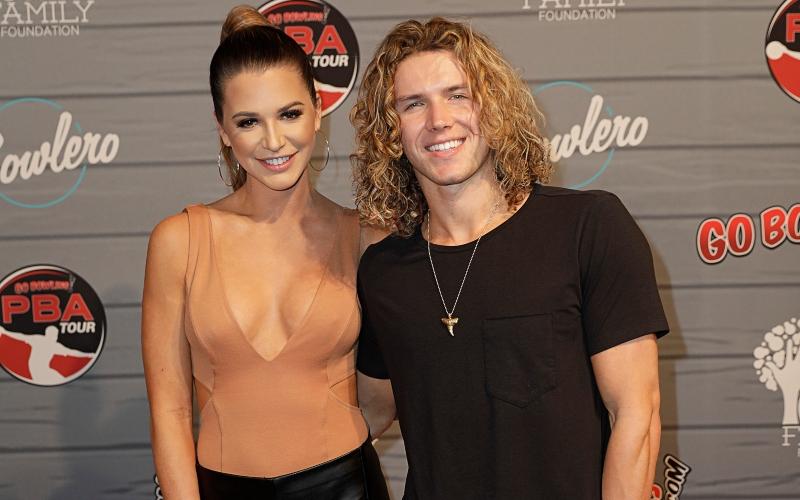 Angela Rummans and Tyler Crispen from 'Big Brother 20'