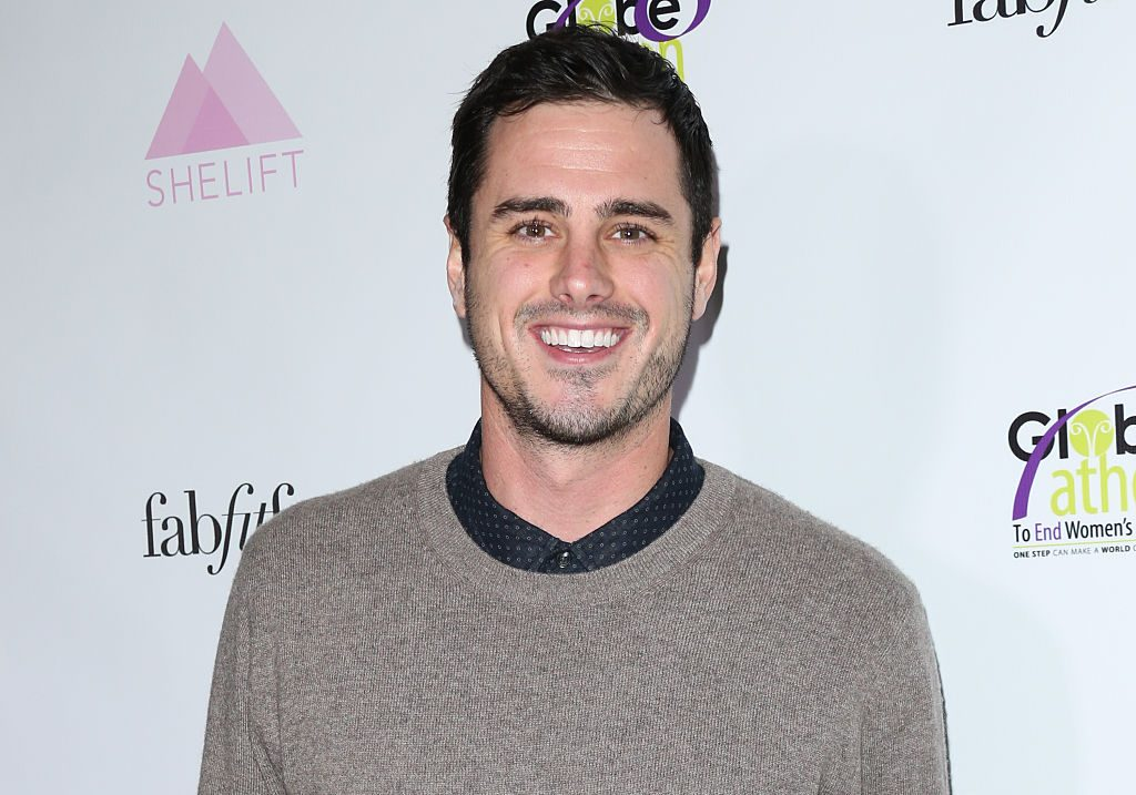 "Ben Higgins on ""The Bachelor"""